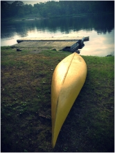 This kayak and I spent a lot of time together.